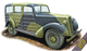 Super Snipe Station Wagon (Woodie) - 1/4