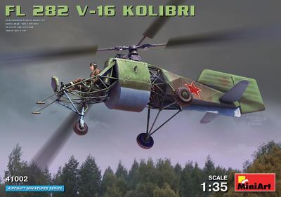 FL 282 V-16 Kolibri - 1