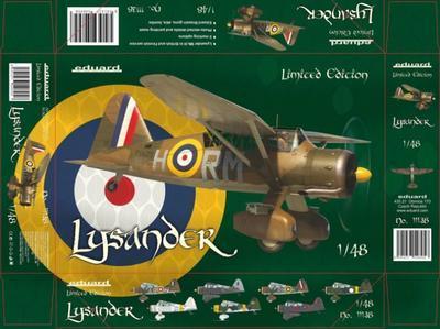 Lysander Limited Edition