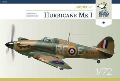 Hurricane Mk I - 303 Squadron PAF - 1