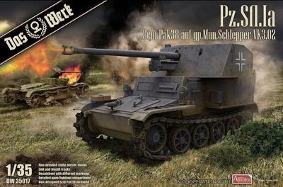 Pz.Sfl.Ia 5cm Pak38 (VK3.02)