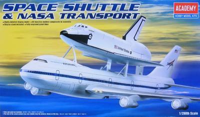 Space Shuttle a NASA Transport 1:144 - 1