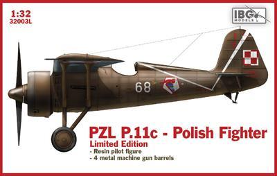 PZL P.11c Polish Fighter – LIMITED EDITION