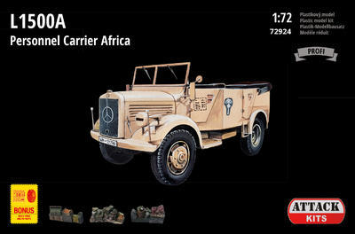 L 1500A Personnel Carrier Africa - 1