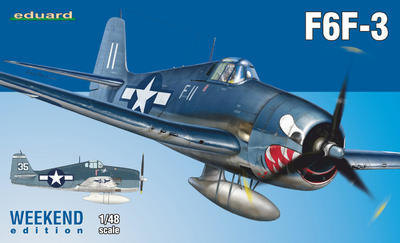 F6F-3 Weekend Edition
