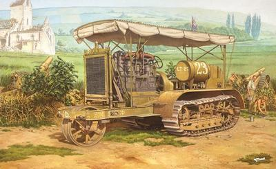 HOLT 75 Artilery Tractor