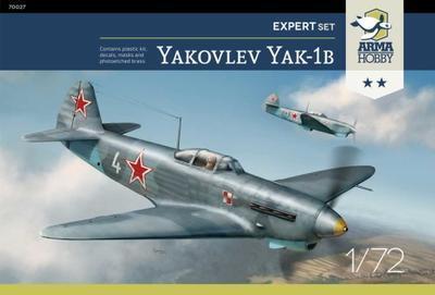 Jakovlev Jak-1B, Expert Set - 1