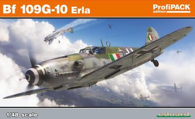 BF 109G 6-10 Erla