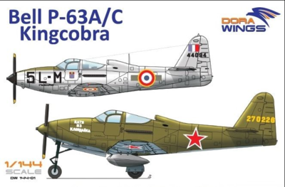 Bell P-63A/C Kingcobra