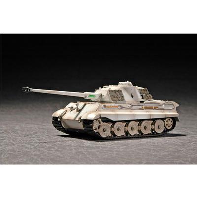 Sd.Kfz.182 King Tiger Porsche Turret w/Zimmerit