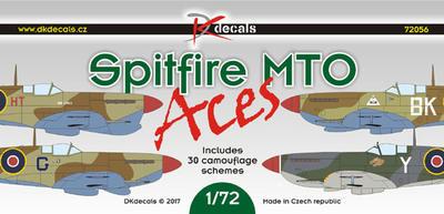 Spitfire MTO Aces - 1