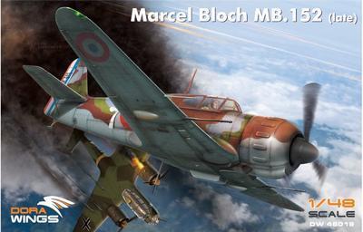 Marcel Bloch MB152 (Late) - 1