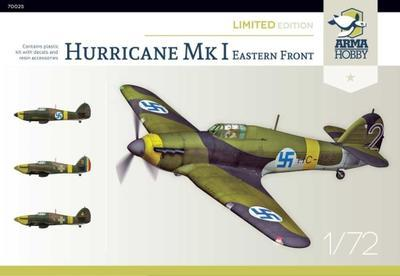 Hurricane Mk. I C Eastern Front - Limited Edition  - 1