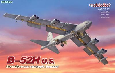 B-52H  U.S. Stratofortress strategic Bomber  - 1