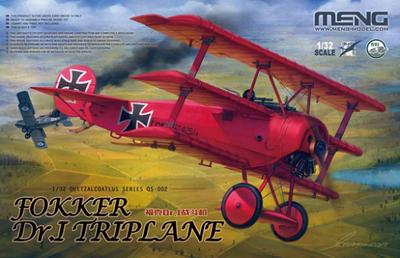 Fokker Dr.I Triplane 1:32