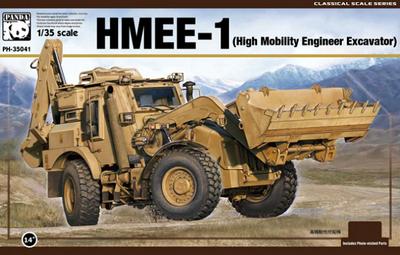 HMEE-1 (High Mobility Engineer Exavator)