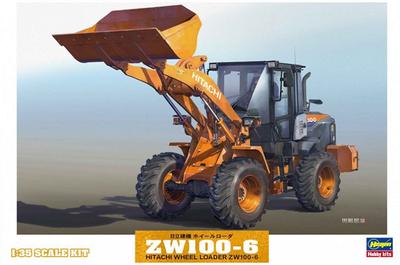 Hitachi Wheel Loader ZW100-6 - 1