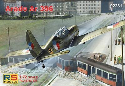 Arado Ar-396 CZ/Luftwaffe - 1