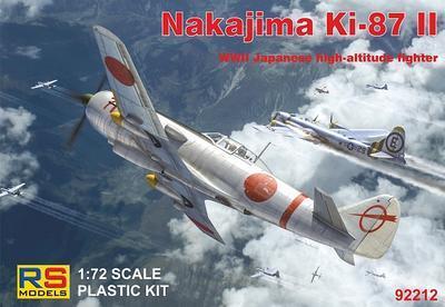 Nakajima KI-87 II - 1