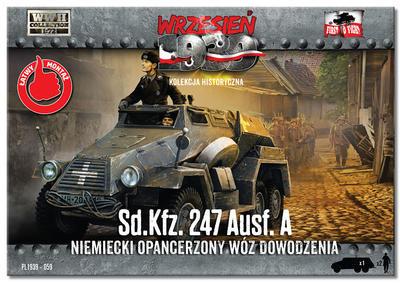Sd.Kfz. 247 Ausf. A - 1