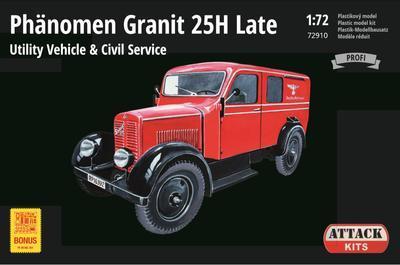Phanomen Granit 25H Late Utility Vehicle& Civil Service  - 1