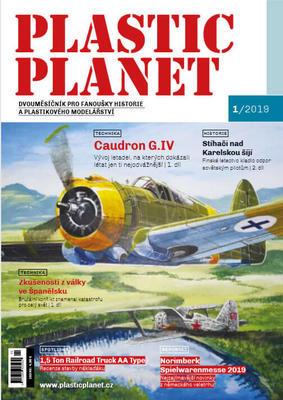 Plastic Planet 2019/1 - časopis