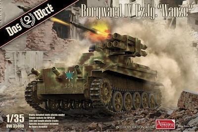 Borgward IV Panzerjäger Wanze - 1