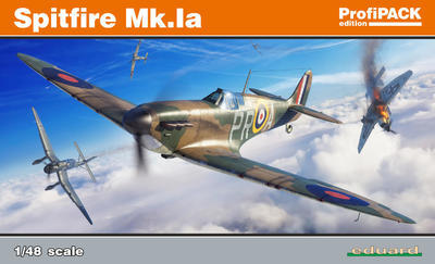 Spitfire Mk. Ia 1/48