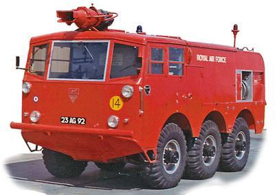 FV-651 Mk.6 Crash Tender Salamander - 1