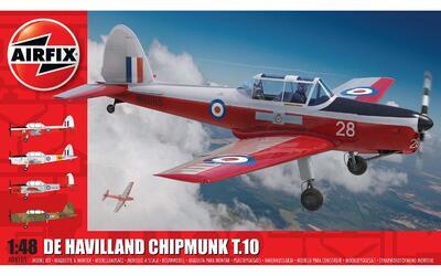 de Havilland Chipmunk T.10 - 1