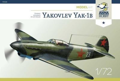 Jakovlev Jak-1B - 1