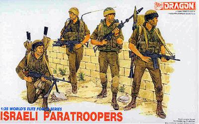 ISRAELI PARATROOPERS (1:35)