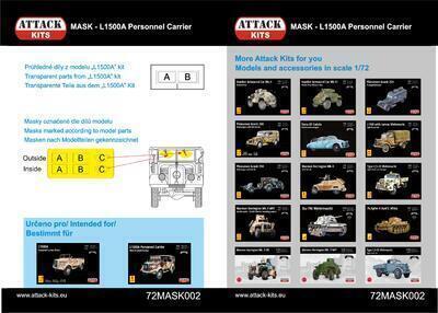 MASK - L1500A Personnel Carrier