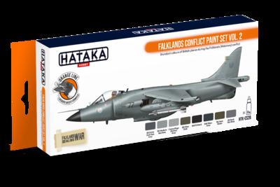 Falklands Conflict Paint Set VOL.2, sada barev  - 1