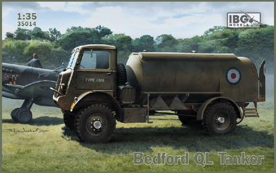 Bedford QL Petrol Tanker
