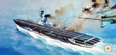 HMS Hermes 1942 - 1