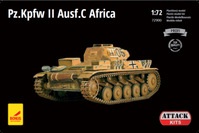 Pz.Kpfw II Ausf.C Africa - 1