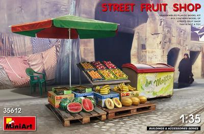 Street Fruit Shop - 1
