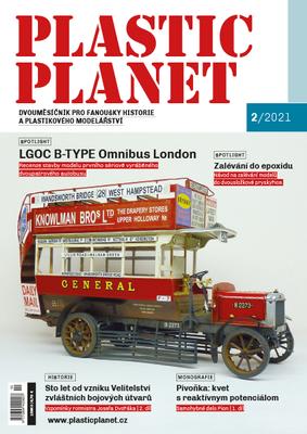 Plastic Planet 2021/2 - časopis