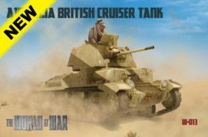 A10 Mk.Ia British Cruiser Tank - 1