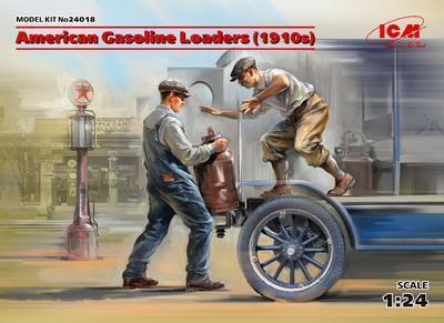 American Gasoline Loaders - 1