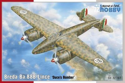 "Breda Ba.88B Lince ""Duce's Bomber"""