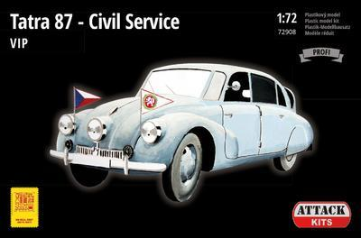Tatra 87 Civil service VIP