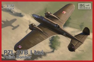 PZL.37 B I Łoś - Polish Medium Bomber