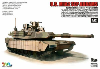 U.S. M1A2 SEP Abrams - 1