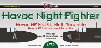 Havoc Night Fighter  - 1