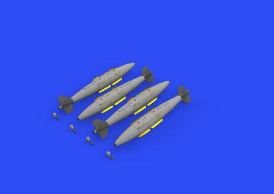 GBU-31(V)1/ B JDAM 1/48 , resin