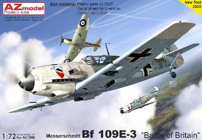 """BF 109-E3 """"Battle of Britain"""""""