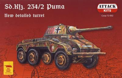 Sd.Kfz. 234/2 Puma - 1