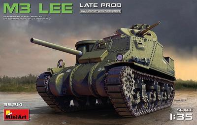 M3 Lee Late Prod.  - 1